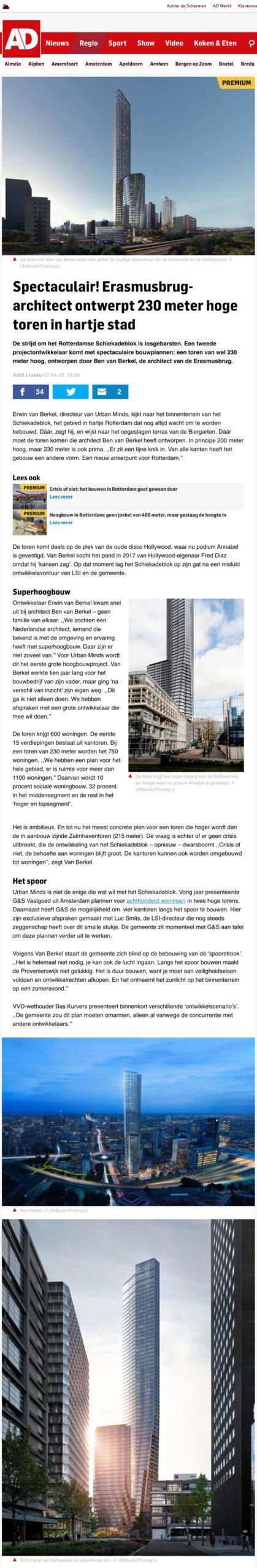 urban-minds-Schiekadeblok-Rotterdam-Algemeen-Dagblad